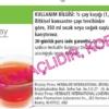 Herbalife Konsantre Çay Klasik 100