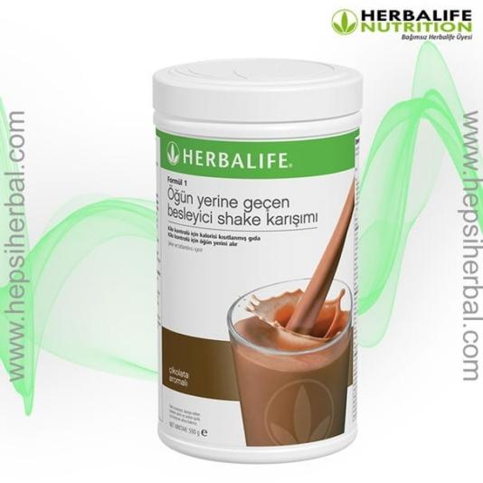 Herbalife Çikolata Shake - Kilo Verme - Kilo Alma - Kilo Kontrol