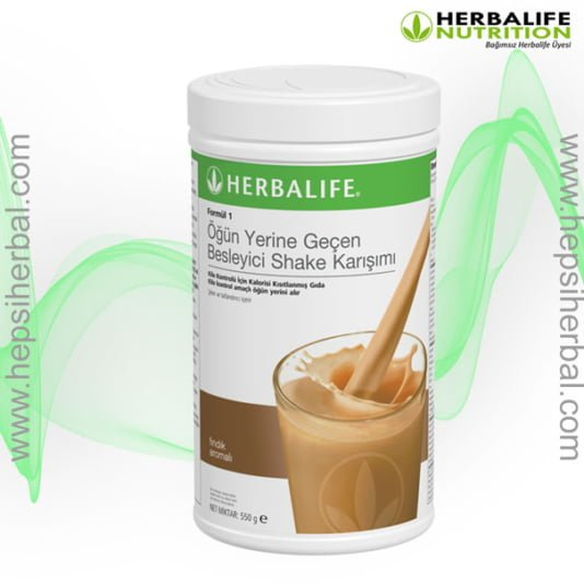 Herbalife Fındık Shake - Kilo Verme - Kilo Alma - Kilo Kontrol