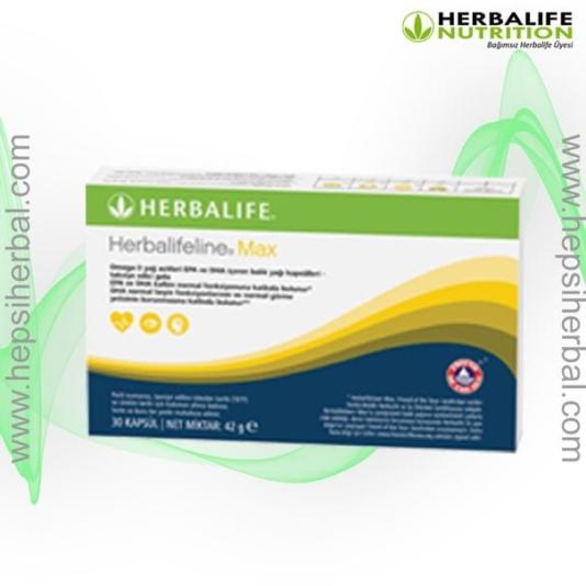 HERBALIFELINE-MAX Omega3 Balık yağı