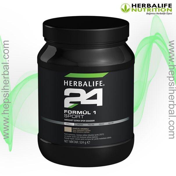 HERBALIFE formül1 SPORT