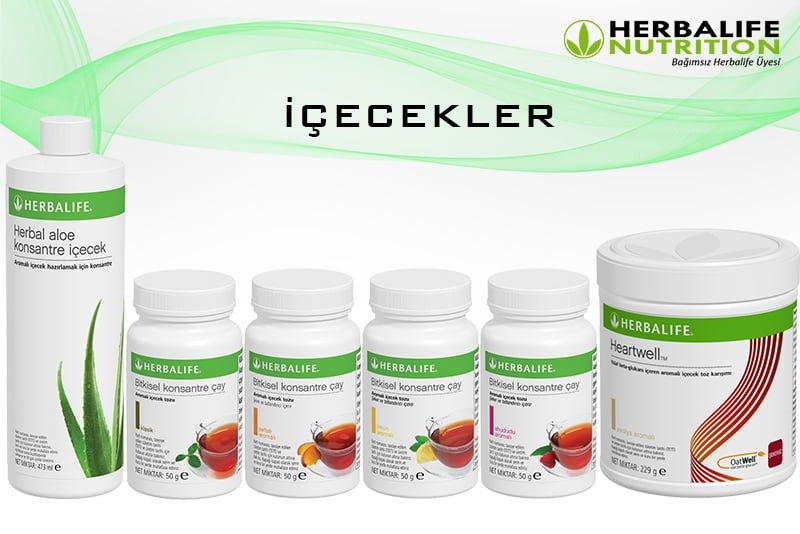 Herbalife Nutrition İÇECEKLER