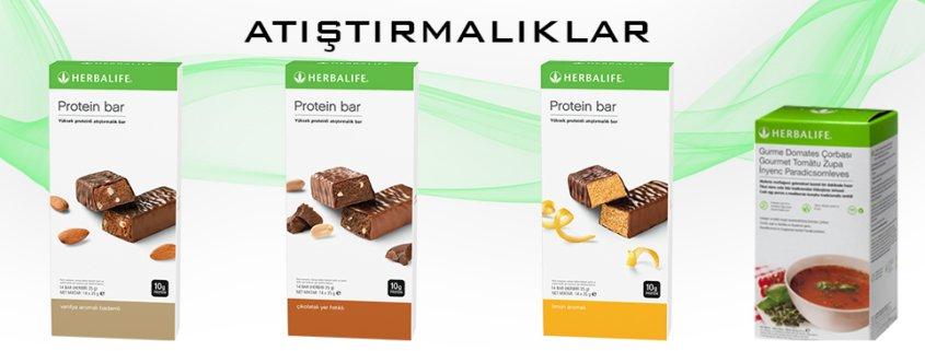 Herbalife Nutrition ATIŞTIRMALIK